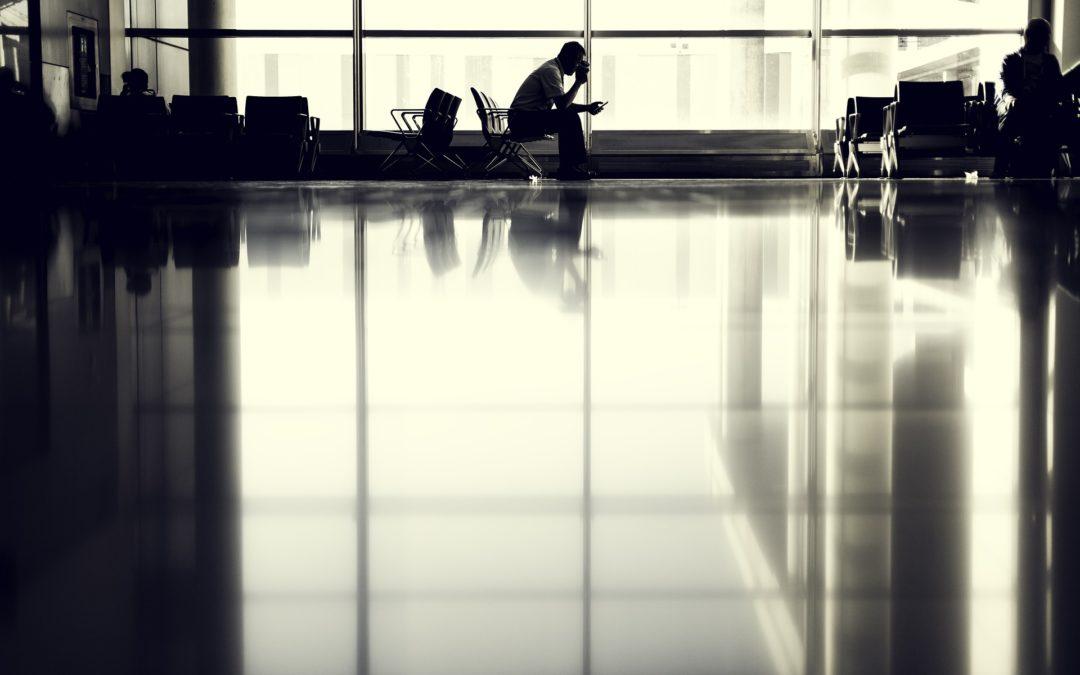 ¿Tu vuelo se retrasó?